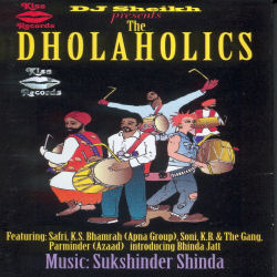 DJ Sheikh & Various - The Dholaholics